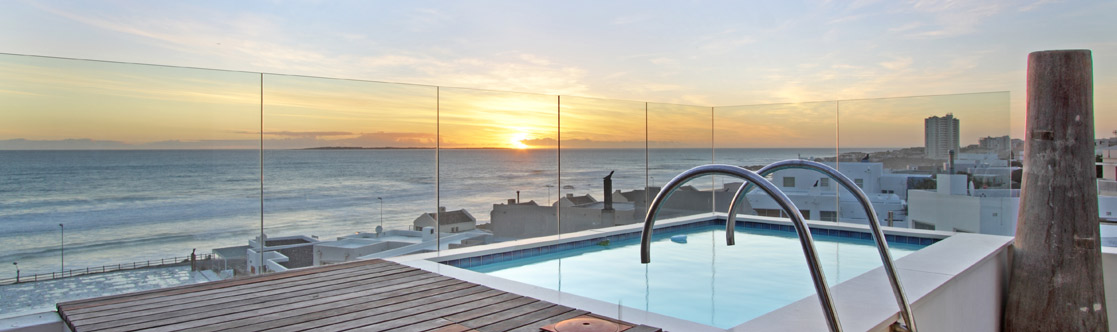 Rent Holiday Accommodation in Big Bay with a Swimming Pool